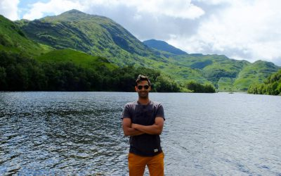 MEET THE START-UP: ANURAG VERMA FROM TROTTER